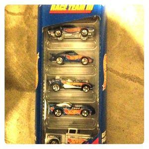 Hotwheels 5 pack